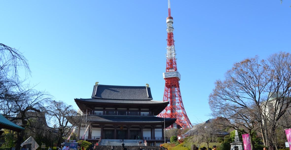 Mejores templos Tokio