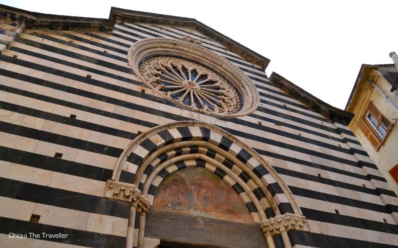Iglesia San Giovanni Battista fachada