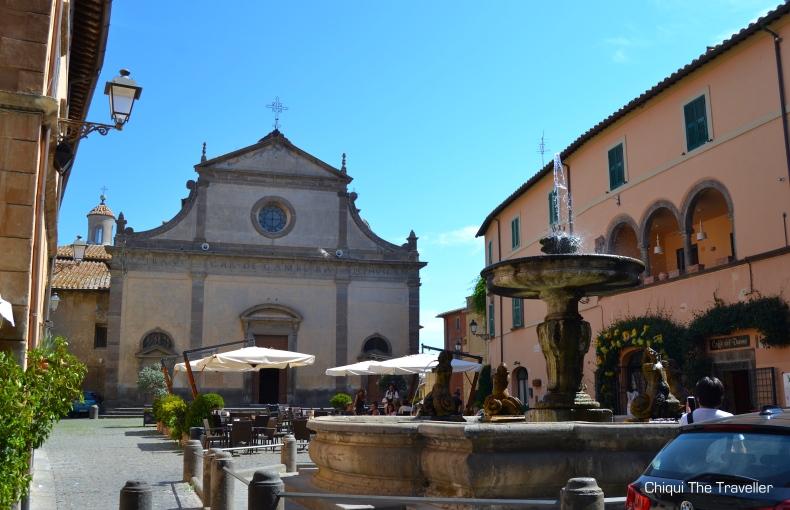 Tuscania Cattedrale de San Giacomo