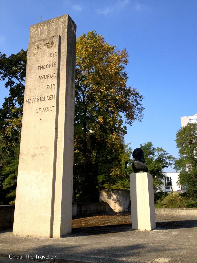 Monumento Karl Marx FFO